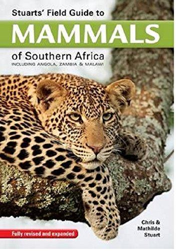 Mammals of Southern Africa by Stuart