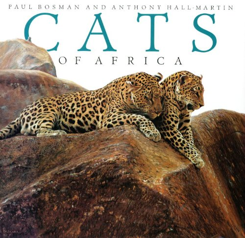 Cats of Africa Bosman & Hall-Martin